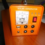 20w generator with meter1
